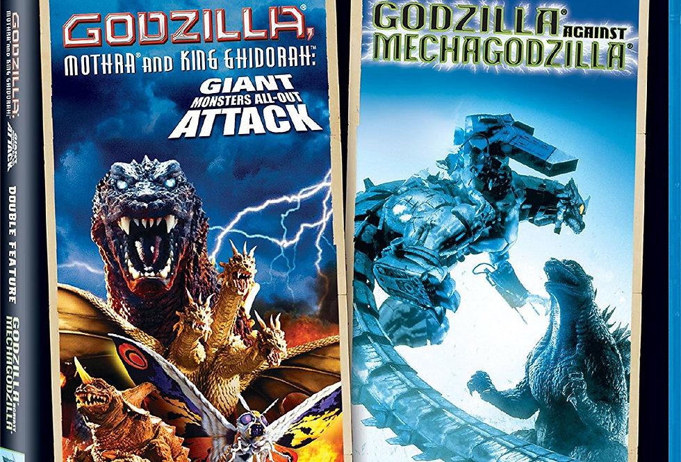Godzilla Against Mechagodzilla / Godzilla Mothra