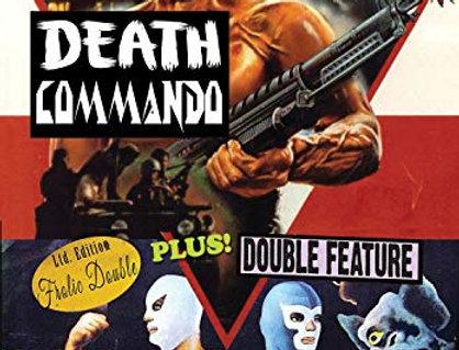Death Commando / Santo & Blue Demon vs Monsters (Frolic) (Dvd)
