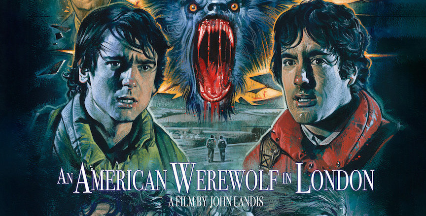 An American Werewolf in London (Arrow US)