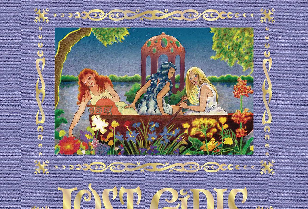 LOST GIRLS HC EXPANDED ED