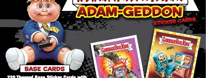 Garbage Pail Kids - Adam-Geddon - 1 Pack