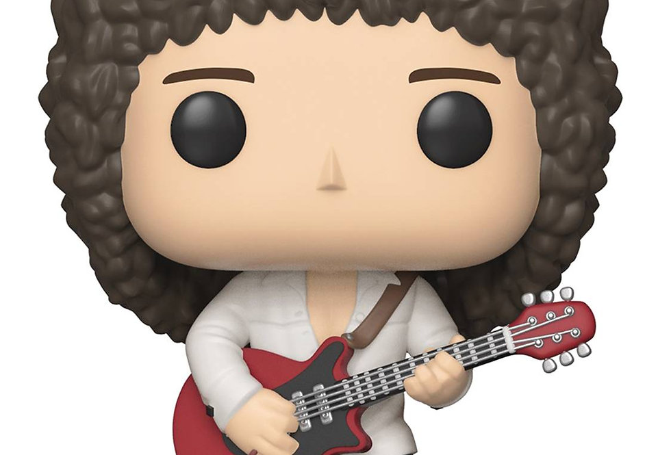 POP ROCKS QUEEN BRIAN MAY VINYL FIGURE