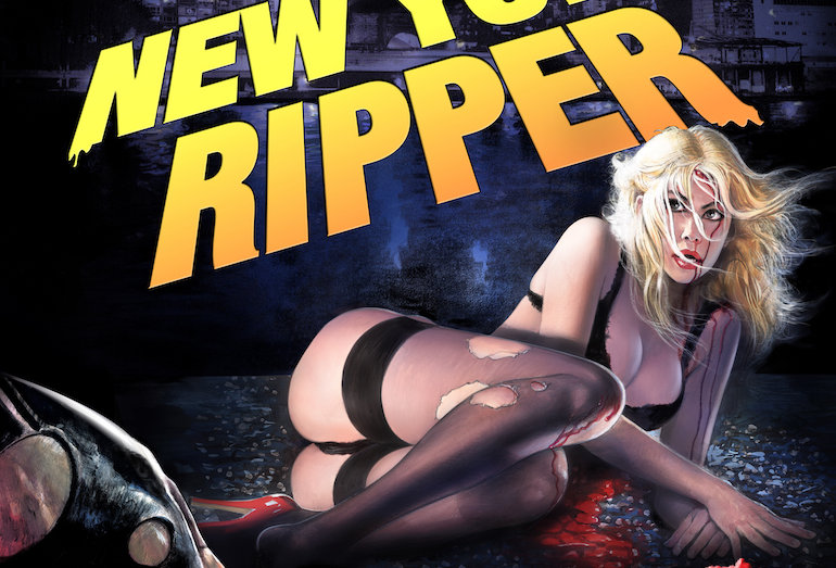 New York Ripper (3 Disc Limited Edition)