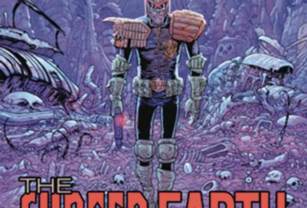 JUDGE DREDD CURSED EARTH EXPEDITION GAME