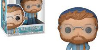 POP MOVIES JAWS MATT HOOPER VINYL FIGURE