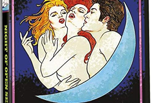 Night of Open Sex (Severin) (Blu-Ray All Region)