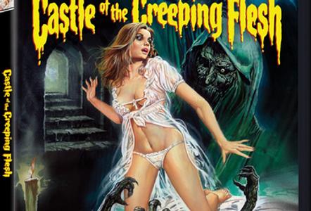 Castle Of The Creeping Flesh (AKA Im Schloß der blutigen Begi (Severin) (BluRay)