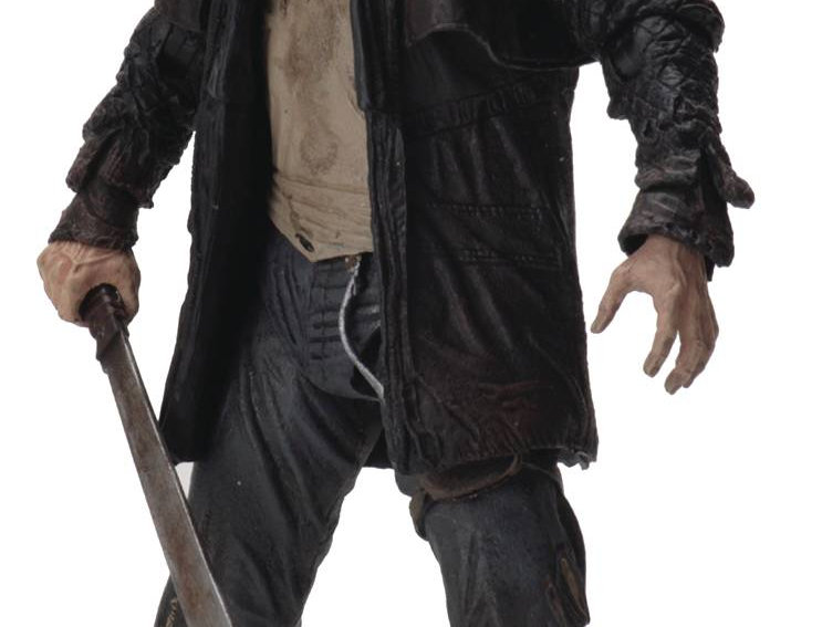 FRIDAY THE 13TH 2009 JASON ULTIMATE 7IN SCALE Action Figure