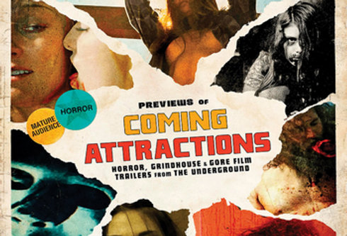 Previews of Coming Attractions!  (Filmlandia) (Dvd)