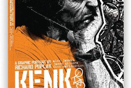 Kenk: A Graphic Portrait (Paperback)