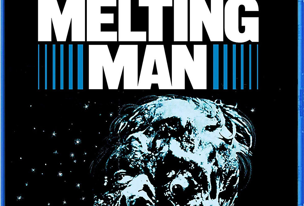 Incredible Melting Man [Blu-ray]