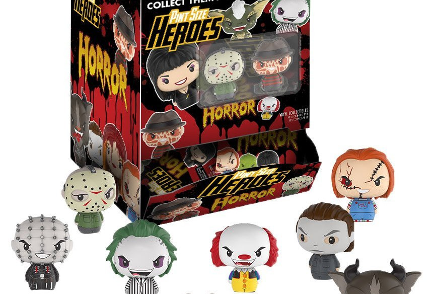 PINT SIZED HEROES HORROR