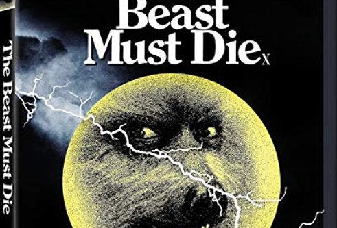 Beast Must Die (Severin) (Blu-Ray All Region)