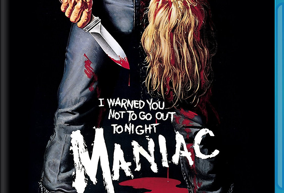 Maniac - 30th Anniversary Edition(2-Disc) (Bilingual)