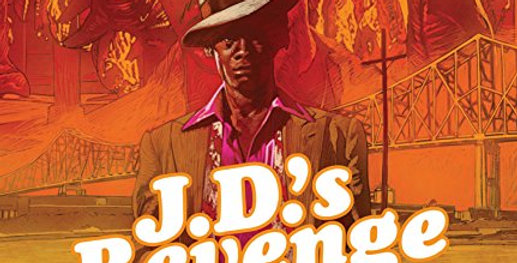 J.D.'s Revenge [Blu-Ray + DVD]