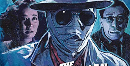 The Invisible Man Appears / The Invisible Man vs. The Human (Arrow) [BluRay]