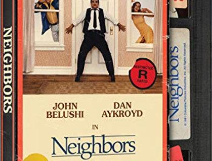 Neighbors (Retro VHS Look)