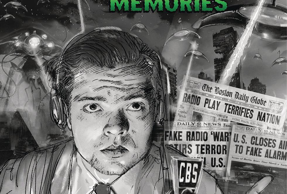 SCARY MONSTERS 2018 YEARBOOK MONSTER MEMORIES