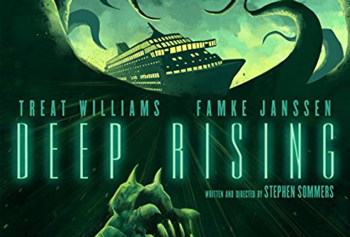 Deep Rising (1998) (20th Anniversary Special Edition)