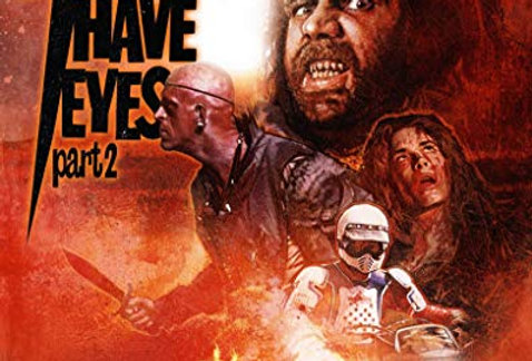 The Hills Have Eyes Part 2  (Arrow Video)