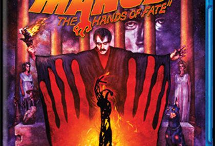 Manos: The Hands of Fate [Special Edition Blu-ray]