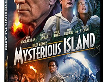 Jules Verne's Mysterious Island (Dvd)