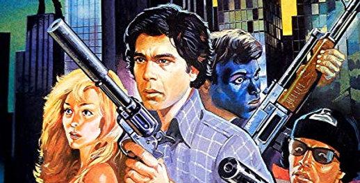 Siege (1983) (Severin) (BluRay)