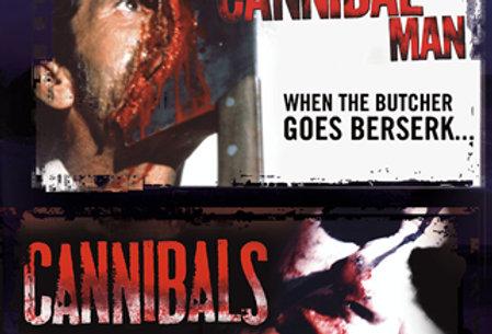 MIDNIGHT MOVIES Vol.8:Cannibal Man / Cannibals
