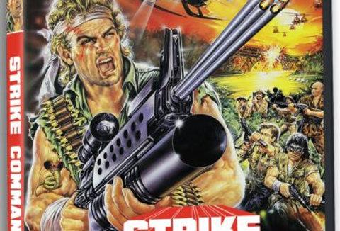 Strike Commando  (Severin) (Blu-Ray)