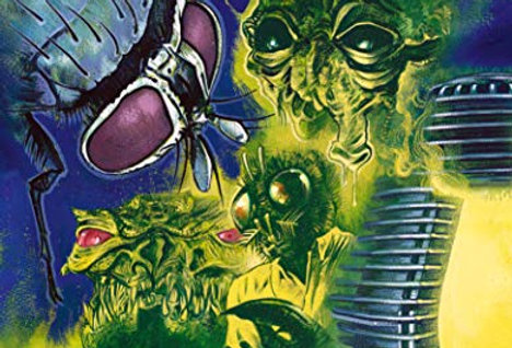 Fly Collection (Scream Factory) (Blu-Ray)