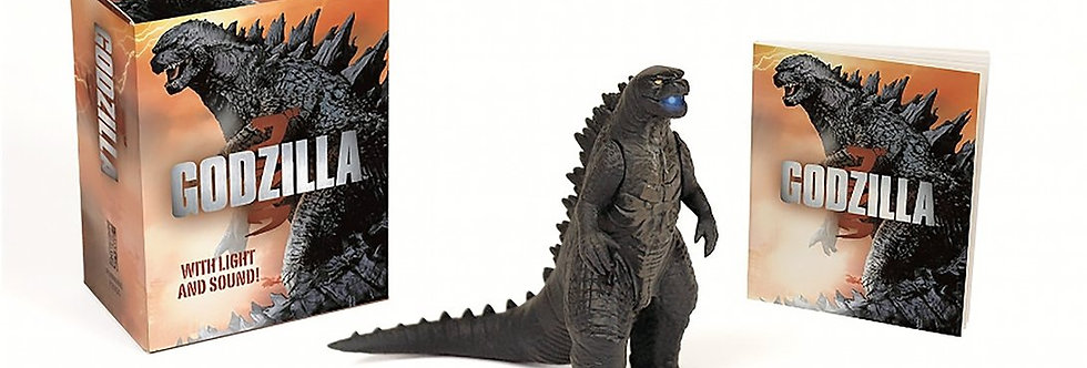 Godzilla: With Light and Sound miniature!