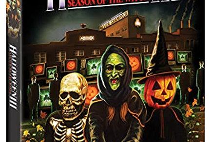 Halloween III (Scream Factory) (4k UHD / Blu-Ray)