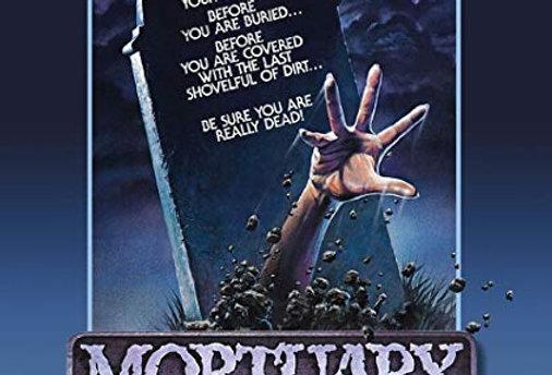 Mortuary (MVD Rewind) (Blu-Ray)