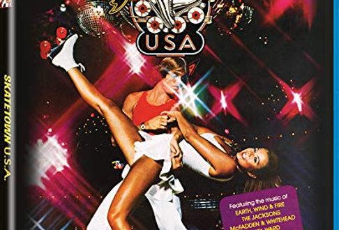Skatetown USA (Sony MOD) (Blu-Ray)