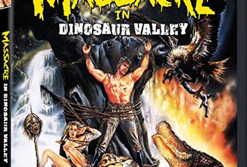 Massacre in Dinosaur Valley (Severin) (Blu-Ray)