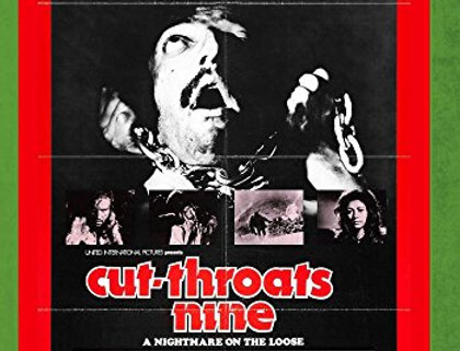 Cut-Throats Nine / (Mod Ntsc)