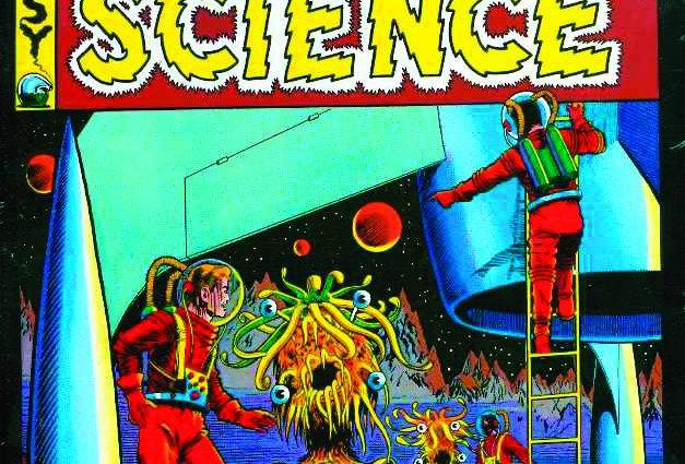EC ARCHIVES WEIRD SCIENCE HC VOL 02