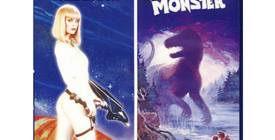 Galaxina / Crater Lake Monster