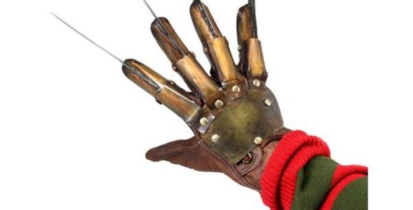 NECA Nightmare on Elm Street-Prop Replica-Freddy Krueger Dream Warriors Glove
