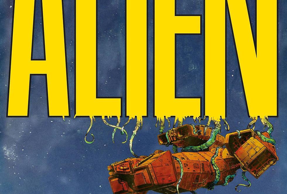 ALIEN ILLUSTRATED STORY FACSIMILE ED TP