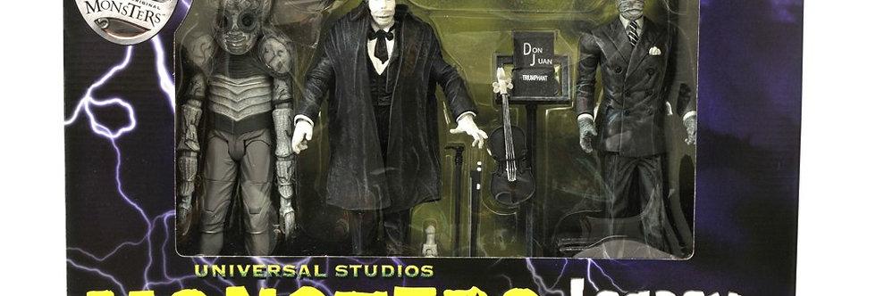Universal Monsters Legacy Series III Figure set