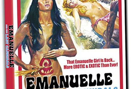 Emanuelle and the Last Cannibals (Standard Edition Dvd)