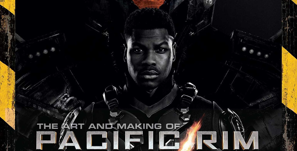 ART AND MAKING OF PACIFIC RIM UPRISING