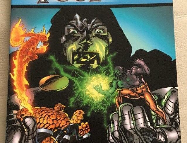 Fantastic Four Visionaries: John Byrne - Volume 4 Paperback