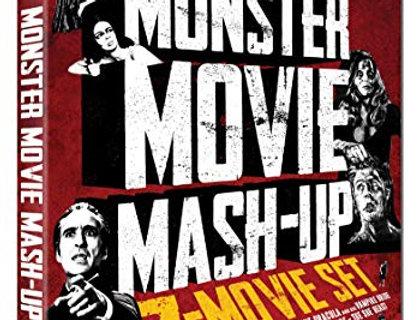Monster Movie Mashup - 7 Film Collection (Mill Steet ) (Dvd)