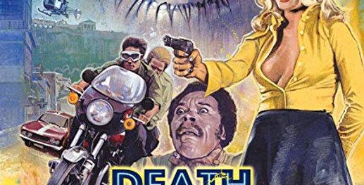 Death Has Blue Eyes (Arrow US) (Blu-Ray)