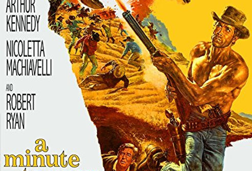 A Minute to Pray, a Second to Die (1968)