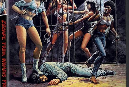 Escape From Women's Prison (Severin) (Blu-Ray All Region)