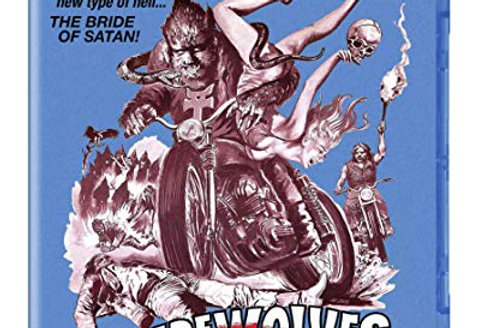 Werewolves on Wheels (Kino / Code Red) (Blu-Ray)