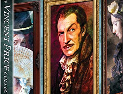 The Vincent Price Collection (Shout! ) (Blu-Ray) New Edition